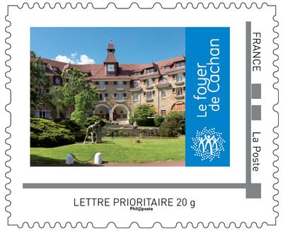le-timbre-poste-foyer-de-cachan